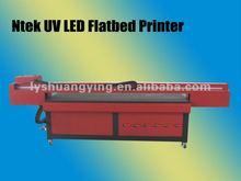 Ntek large format indoor uv printer print on ceramic tile
