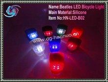 High quality led mountain bike light,battery powered led light bike,bicycle tail light