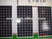 12V 100W mono solar panel