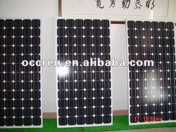 18V 100W PV mono solar panel
