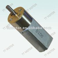 16mm Dc Gear Motor with encoder of 24v dc motor 200rpm