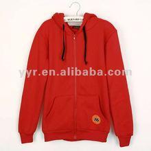 2012 Fashion Girl's Woolen hooded sweater