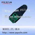 FL-ML8 2.1x5.5 female headphone jack dust plug feiln wholesale feiln wholesale
