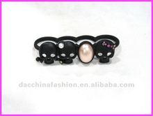 2012 fashion skull ring