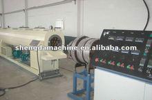Plastic Aluminum Compound Pipe Extruder Machine