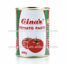 Tin Packing New Orient Pure Tomato Paste Canned Food Pasta,400g canned tomatoes