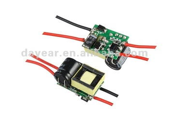 Constant current IP67 Bulit-in led driver 10W