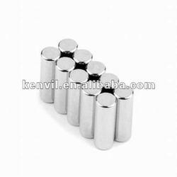 Rod type bar magnet