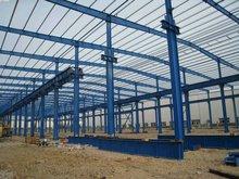 2012 Light steel structure warehouse