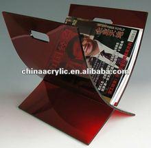 New Designed Acrylic Bookcase