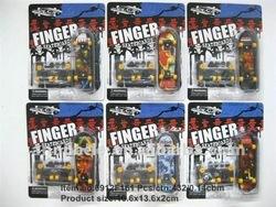 Cool-Finger skateboarding/promotion toy car