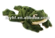 7.5 pollici bel peluche ripiena giocattoli fattoria verde rana