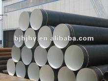 (ASTM A 36/Q195/Q235 /St37/SS400/S235JR/Q345)single random length steel pipe/tube