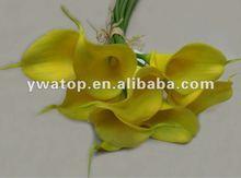 Premium PU Calla Lily Artificial Flower