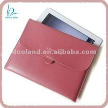 Cheap color envelope design for leather ipad case