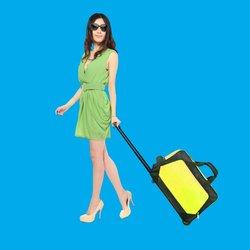 OEM Travel trolley luggage bag