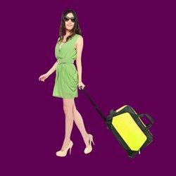 OEM Stylish travel backpack bag