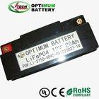 solar battery 12V 20AH
