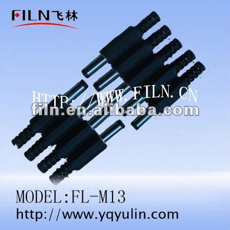 Fl-m13 plug mini din conectores jack feiln atacado