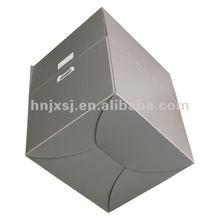 2012 fashion pp plastic packaging box