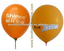 the cheapest colorful latex balloon for promotion