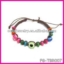 2012 yiwu china colorful plain rhinestone cross bracelet leather bracelet turkey evil eye jewelry wholesale china import shambal