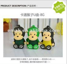Popular silicone USB flash Drive,