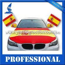 chrome car flag badges