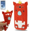 Silicone Protective Pororo 3D Case for Samsung Galaxy SIII / i9300
