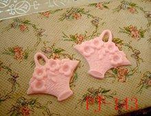 flower barket resin craft popular accessories DIY crafts stock