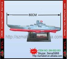 2012 3D Resin small passenger ships model