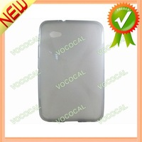 for Samsung P3100 Galaxy Tab 2 Tablet Case X Style TPU