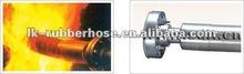 High Temperature/Pressure API 16D BOP Control Rubber Hose pipe(heat insulation material layer)