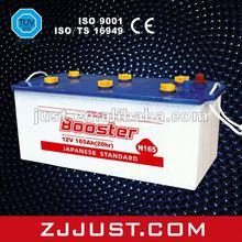 Lead acid traction battery N165 12V 165Ah