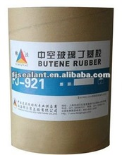 High grade multi-purpose glass melt butyl sealant/glue/adhesive for building