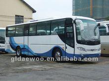 Daewoo luxury bus model GDW6119H brand new bus