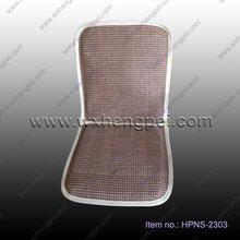 Linen cushion - Artic cool spring cushion