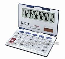 promotional pocket size calculators, pocket calculator with coverDT-282 DT-288H
