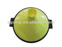 silicone steamer with lid