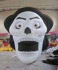 Halloween decorative inflatable Skull Heads