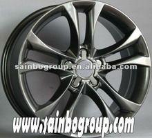 durable car aluminum alloy wheel 12--26 inch F1016-1