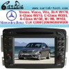 Car dvd radio Mercedes W203 (2000-2005)