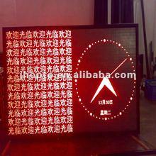 2012 new design hot ph10 led ticker display