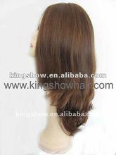 Top Quality European human hair Jewish wig