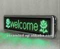 exposição de diodo emissor de luz conduzida do sinal/mesa, exposição de diodo emissor de luz para o carro, barra-ônibus, loja, hospital, alibaba do shool etc. expressos