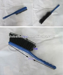 plastic duster with long handle /table brush/desk duster