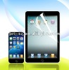 excellent quality clear screen film for ipad mini factory supply competive price