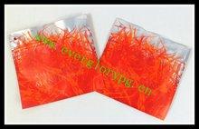 2012 ISO9001 Useful Recycled Printed Zip Lock Plastic Bags