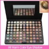 Hot 88 Color Warm Eyeshadow Palette Makeup Eyeshadow