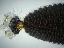 wholesale 100% human hair micro loop hair extension